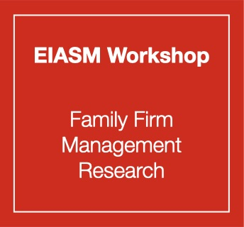 eiams workshop on family firm management research