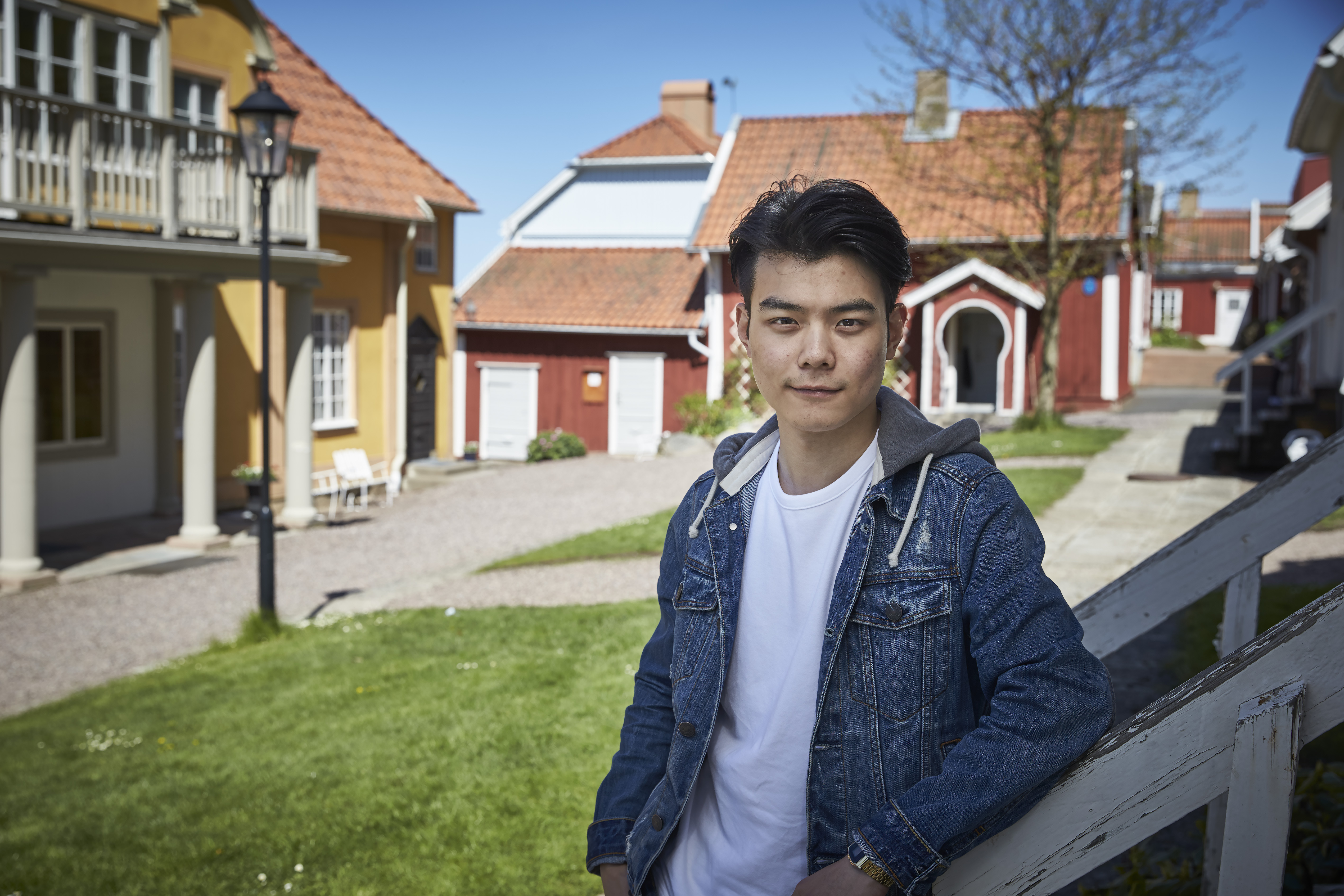 Yuan from China wants to study International Management